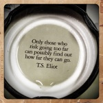 Even TS Eliot tried EnergyBits...