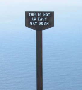 not easy
